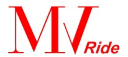 logo firmy MV-Ride s.r.o.