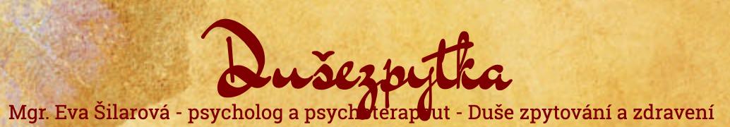 logo firmy Mgr. Eva Šilarová – psycholog, psychoterapeut