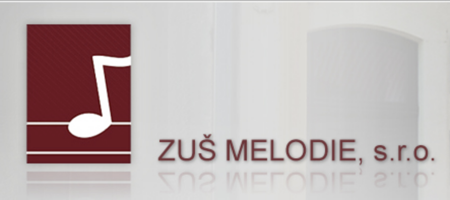 logo firmy Základní umělecká škola Melodie, s.r.o.