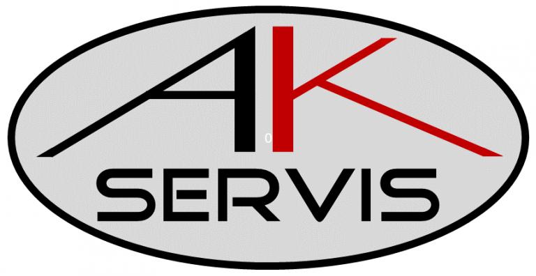 logo firmy A+K Servis