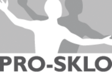 logo firmy PROCHÁZKA - SKLENÁŘSKÉ PRÁCE