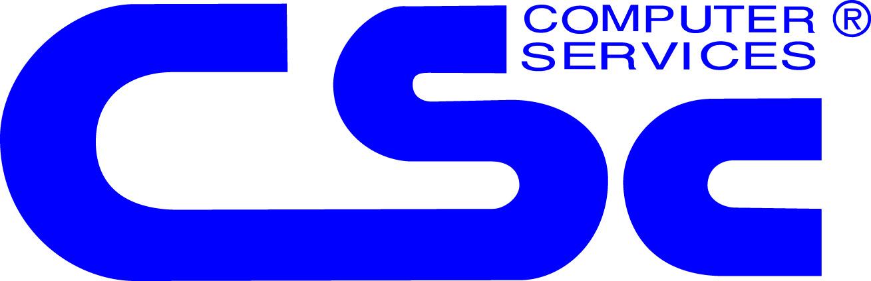 logo firmy CSc COMPUTER SERVICES