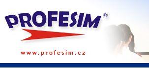 logo firmy Vzdělávací agentura PROFESIM - Ludmila Novotná