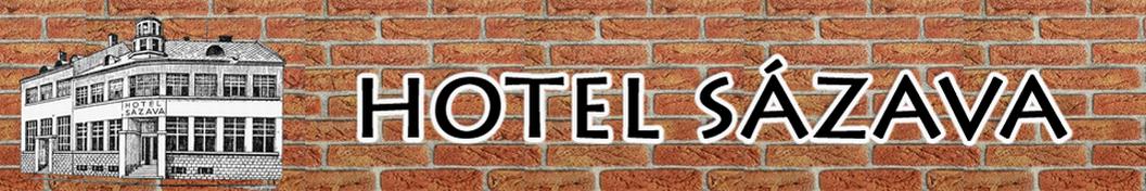 logo firmy HOTEL SÁZAVA