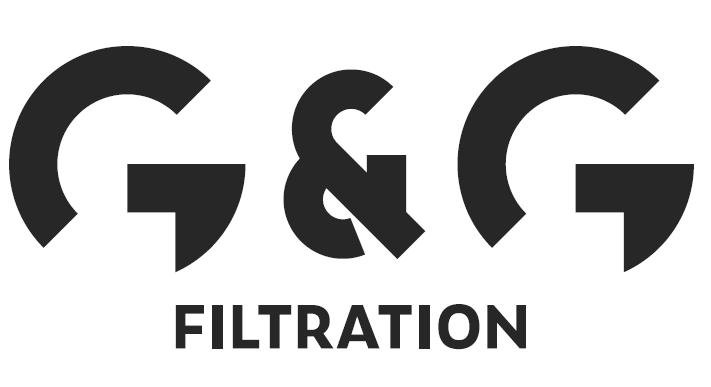 logo firmy G&G filtration CZ, s.r.o.