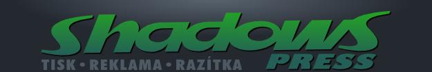 logo firmy Tiskárna Shadows Press