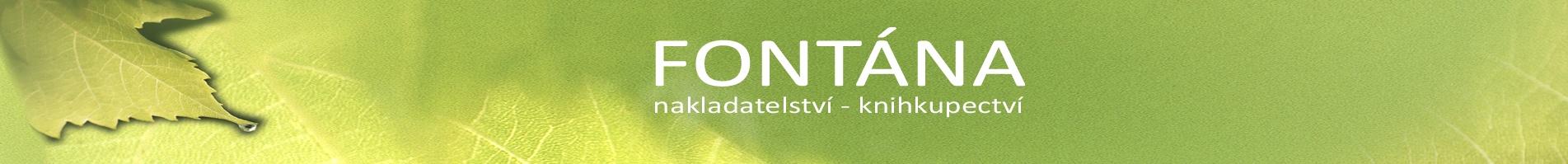 logo firmy Knihkupectví FONTÁNA