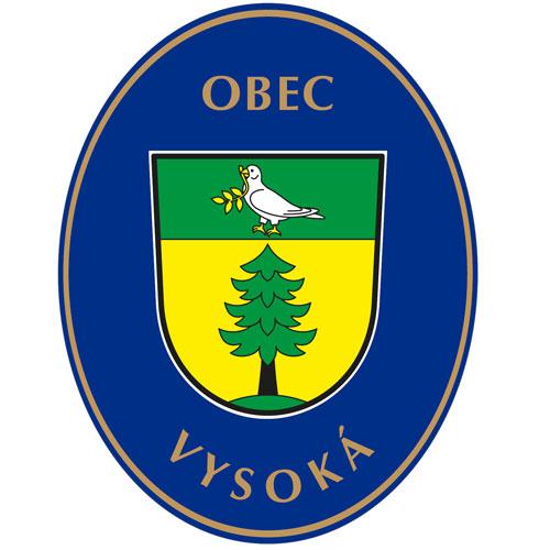 logo firmy Obec Vysoká