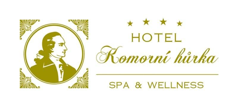 logo firmy Hotel Komorní hůrka