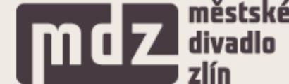 logo firmy MĚSTSKÉ DIVADLO ZLÍN