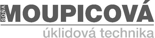 logo firmy Soňa Moupicová