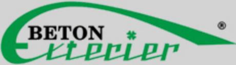 logo firmy EXTERIER BETON