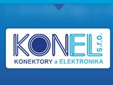 logo firmy KONEL, spol. s r.o.