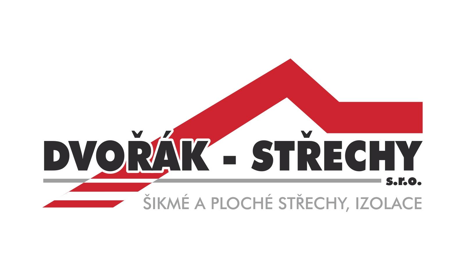 logo firmy Dvořák - střechy s.r.o.