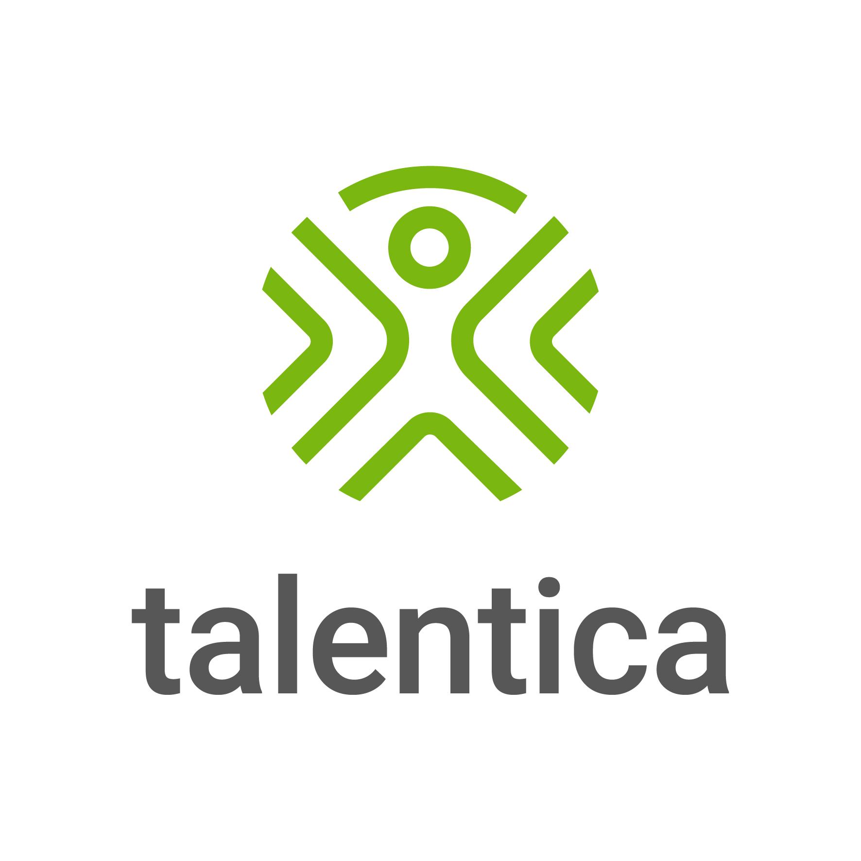 logo firmy Talentica s.r.o.