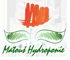 logo firmy MATOUŠ HYDROPONIE - OSTRAVA