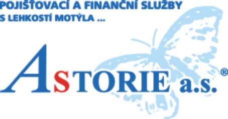 logo firmy Eva Dudíková - pojištovnictví (ASTORIE)