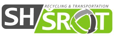 logo firmy SH ŠROT spol. s r.o.
