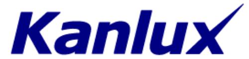 logo firmy Kanlux s. r. o.