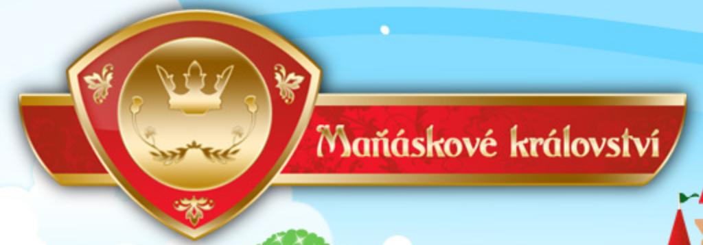 logo firmy Český maňásek -  Ing. Martina Vaščurová