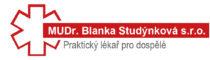 logo firmy MUDr. Blanka Studýnková s.r.o.