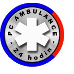 logo firmy PC AMBULANCE - NONSTOP