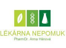 logo firmy PharmDr. Anna Hánová - LÉKÁRNA NEPOMUK