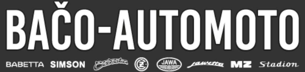 logo firmy BAČO-AUTO MOTO CAR