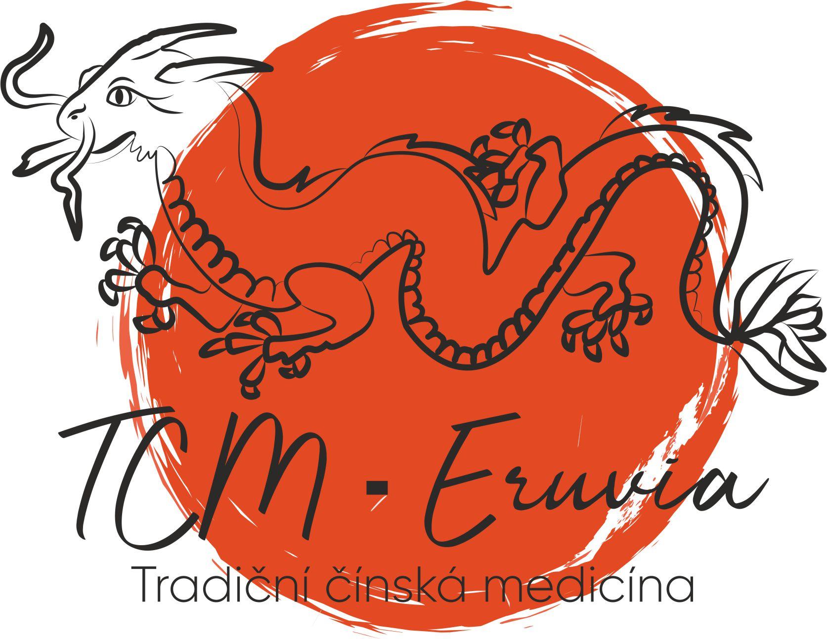 logo firmy TCM Eruvia - tradiční čínská medicína