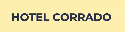 logo firmy HOTEL CORRADO