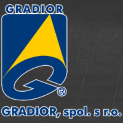 logo firmy GRADIOR, spol. s r.o.