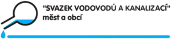 logo firmy Svazek vodovodů a kanalizací měst a obcí