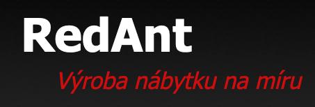logo firmy Stolařství RedAnt