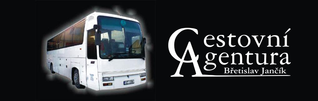 logo firmy Cestovní agentura Jančík