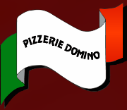 logo firmy Pizzerie Domino