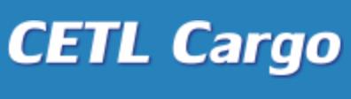 logo firmy CETL Cargo s.r.o.