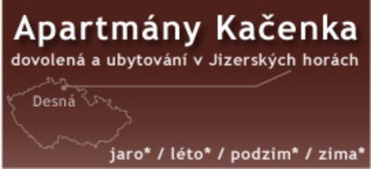logo firmy Apartmány Kačenka