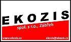 logo firmy EKOZIS spol. s r. o.