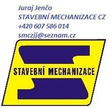 logo firmy STAVEBNÍ MECHANIZACE CZ