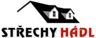logo firmy STŘECHY HÁDL