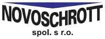 logo firmy NOVOSCHROTT, spol. s r.o.