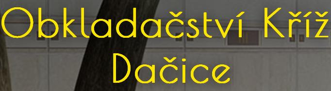 logo firmy KŘÍŽ OBKLADAČSTVÍ