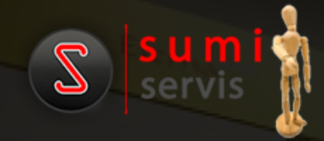 logo firmy SUMI SERVIS