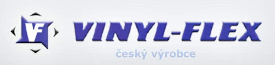 logo firmy VINYL-FLEX
