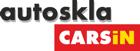 logo firmy Autoskla CARSiN KV s.r.o.