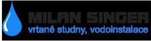 logo firmy Singer - vrtané studny s.r.o.