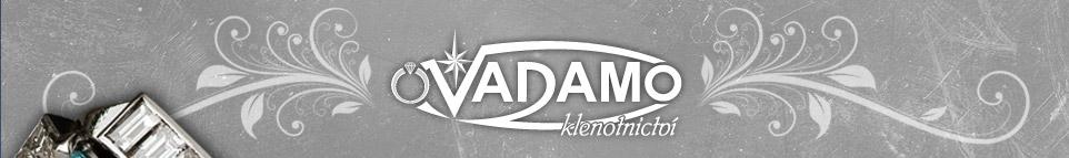 logo firmy VADAMO - Jan Moudrý - Klenotnictví
