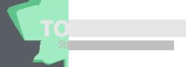 logo firmy TOP okno