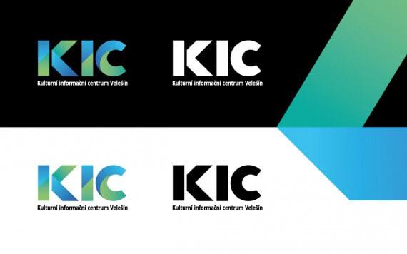 logo firmy Kulturní a informační centrum města Velešín
