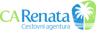 logo firmy Cestovní agentura Renata